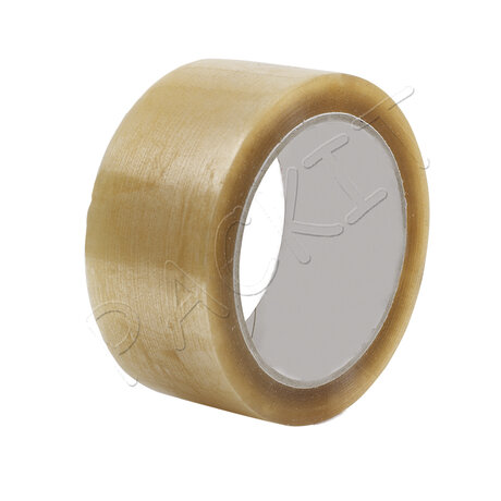 Solvent packing tape