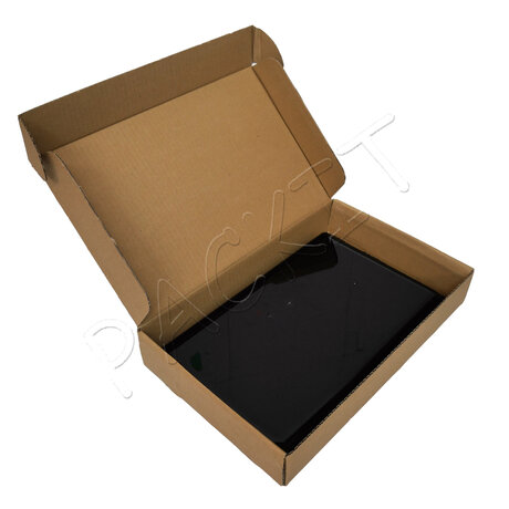 Laptop cardboard box