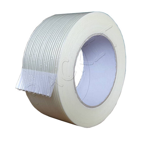 Tape with fiberglass threads